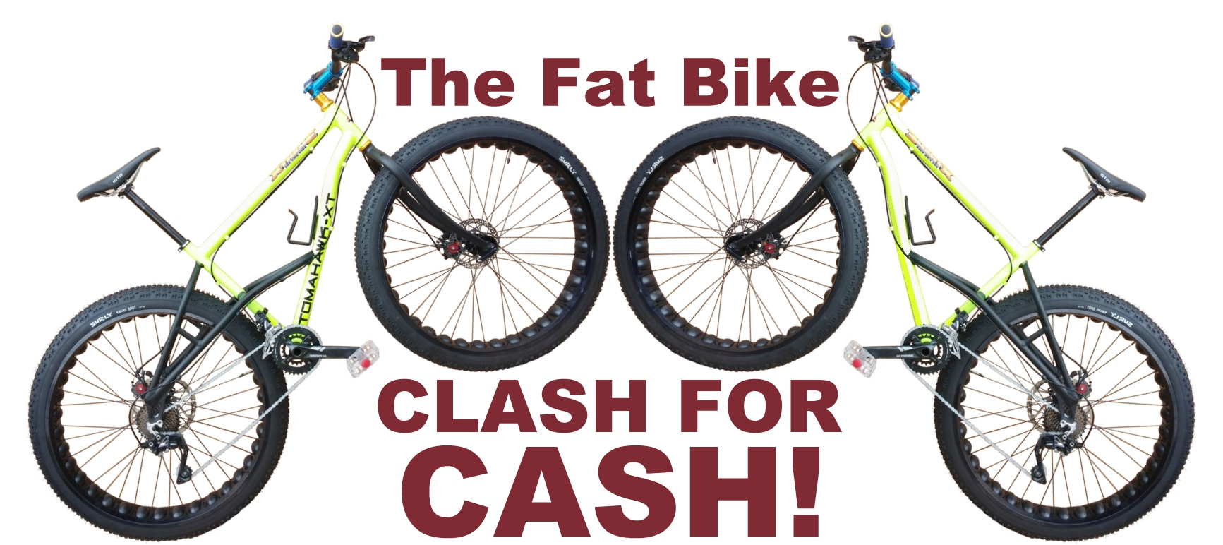 CLASH FOR CASH - Extreme Bike Race at Ocean Deck Daytona Beach