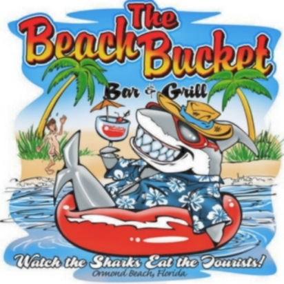 The Beach Bucket in Ormond Beach Florida